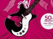 Lori Meyers, Fangoria LaChica LaGrande Santaner Music Festival 2013