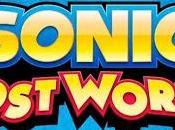 Sonic: Lost World nuevos detalles