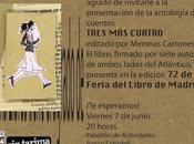 Antología cuentos Meninas Cartonera Feria Libro Madrid