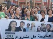 Maduración Activismo femenino Marroquí: primera parte