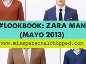 MODA HOMBRE: Lookbook ZARA Mayo 2013!