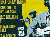 Festival Blues Béjar: Eric Burdon, Robert Cray Band, Donaldson Quartet, Dixie Town...