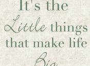 Cosas pequeñas