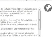 Sony Xperia comienza finalmente actualizarse Android 4.1.2 Jelly Bean