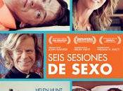 Seis Sesiones Sexo (The Sessions) Amor