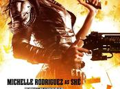 Póster Michelle Rodriguez Machete Kills