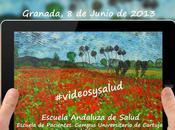 Jornada Vídeos Salud, junio Granada