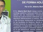 Alberto Marti Bosch, pelos lengua.