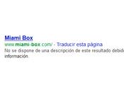 Cómo bloquear página Google