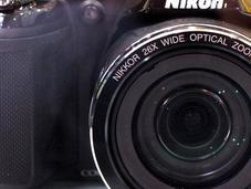 Analizamos Nikon Coolpix L320