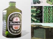 Heineken quería construir casas cervezas