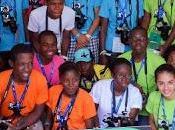 Cámara Samsung NX300 Fundación Usain Bolt ayudan convertir realidad sueños jóvenes fotógrafos jamaiquinos