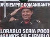 meses próximas elecciones, prendo vela Chávez!