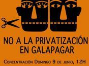 Concentración Galapagar servicios sociales públicos