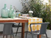 reinventarse para poner mesa bonita
