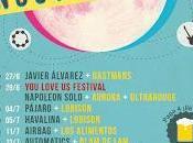 Nocturama 2013: Javier Álvarez, Havalina, Tachenko, McEnroe, Hermanos Dalton, Baltic Sea, Airbag...