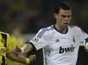 Real Madrid afirma Pepe está venta