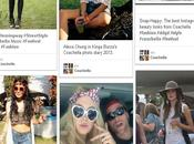 Pinterest weekly: coachella beauty