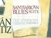 Aruán Ortiz Santiarican Blues Suite