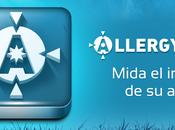 Allergy Track aplicación para alérgicos