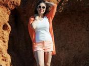 Orange contrasts