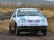 Magallánico hernán zanetti quedó categoría rally grande