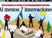 Nueva Organizaciones Políticas Bolivia