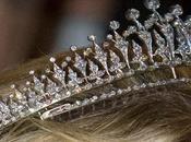 Modern fringe, tiara magdalena suecia boda
