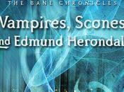 Cubierta revelada: Vampires, Scones, Edmund Herondale (The Bane Chronicles #III) Cassandra Clare