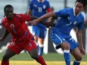 2-2. Italia complica minutos finales Haití consigue histórico empate