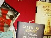 Matilde Asensi tiene cumpleaños regalo