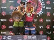 Kelly Slater logra heat perfecto Volcom Fiji