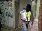 Policía detiene Barcelona cinco tunecinos vinculados terrorismo islamista