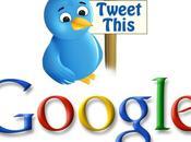 Influencia Google+ Twitter SERP