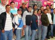 Estudiantes derecho realizan campaña para cultivar valores