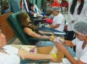 Estudiantes Bioquímica Udabol realizan campañas donación sangre