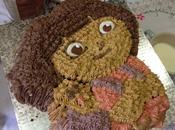 ¡¡feliz cumpleaños!!... Tarta Torre Rapunzel, tarta dora explodora...