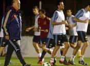 Bosque prueba primer entrenamiento Brasil Villa