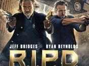 Jeff Bridges Ryan Reynolds cazan almas nuevo tráiler 'R.I.P.D. Departamento Policía Mortal'