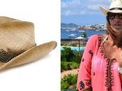 Sombreros pamelas para verano