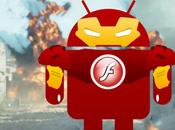 Adobe Flash Player nueva versión Android