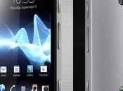 Sony Xperia recibe actualización