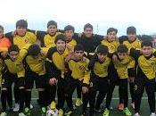 Terminó primera fase torneo comunal fútbol juegos escolares