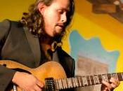 Ardenys Pimentel: guitarrista venezolano fusión jazz
