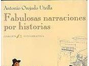 Fabulosas narraciones historias, Antonio Orejudo