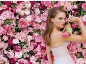 Moda arte: impresionismo vestidos Christian Dior