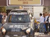 desafío ruta dakar series está marcha