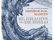 dragón hielo, George Martin