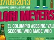 BSide Festival 2013: Lori Meyers, Second, Columpio Asesino, Yall Made (07.09.2013)