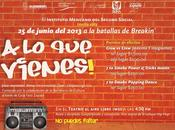 Batallas Break Dance IMSS Junio